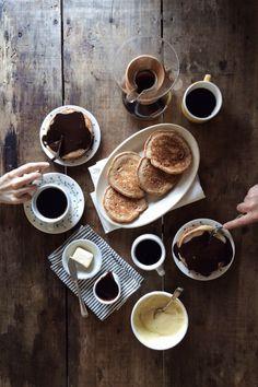 Tiffany Mitchell's Story on Steller / Boston Cream Pancakes