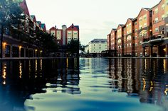 Indianapolis Canal Walk