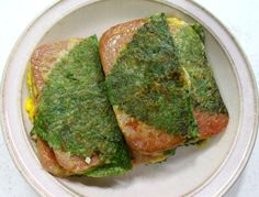 밥도둑이 따로 없는 스팸 깻잎전 만들기 K Food, Food Menu, Korean Pancake, Korean Food, Food Items, Recipe Collection, Avocado Toast, Guacamole, Food And Drink