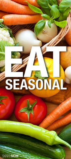 Looking to clean up your diet?  Here are a few advantages to eating seasonally that you most likely weren't even aware of.