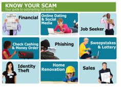 Know your Scam! Use BBB's Scam Source to help educate yourself on the various scams that are out there, and to protect yourself from falling victim.