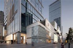 贝诺(Benoy):成都国际金融中心|IFS-日新建筑