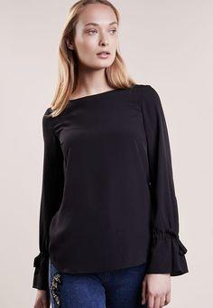 Luxe MAX&Co. CERVIA - Blouse - black noir: 115,00 € chez Zalando (au 25/11/17). Livraison et retours gratuits et service client gratuit au 0800 915 207.