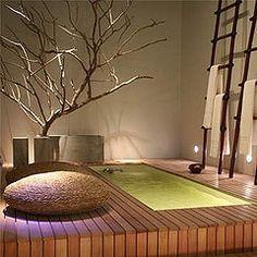 Spa Bathroom by qualitybath #homespa #sanctuaryspa