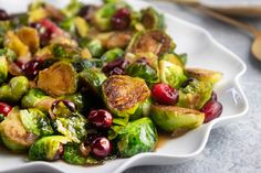 Brussels Sprouts Agrodolce