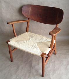 Modern Chair Restoration In Baltimore. Wow!