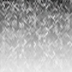 Abstract geometric background. Graphic polygonal backdrop. Modern blank template in shades of gray. Wallpaper with fancy winter pattern. Vector illustration.  #design #gray #geometric #graphic #template #wallpaper #gradient #vector #mosaic #background #shutterstock #fotolia    https://www.shutterstock.com/g/SvetlanaWSE Shutterstock Image ID: 433246954 https://ru.fotolia.com/p/206260431 Fotolia Image ID: 112668906
