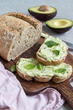 Avocado Spread, Avocado Toast, Avocado Brownies, Avocado Smoothie, Avocado Creme, Avocado Dip, Scones Ingredients, Vegetarian Recipes, Healthy Recipes