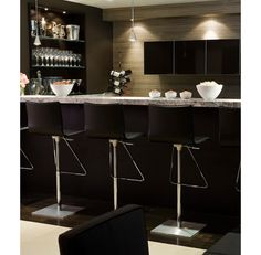 Luxury Basement Bar