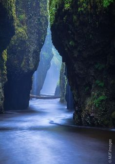 Columbia River Gorge, Oregon - by Michael