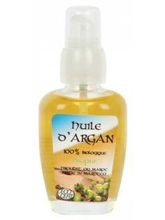 Olej arganowy z Maroka 50ml Bio z pompką  • w 100% naturalny • wzmacnia i odżywia włosy i paznokcie • wersja z wygodnym atomizerem • nawilża suche i zniszczone włosy, nawilża suchą skórę głowę • wspomaga w leczenie reumatyzmu • antyoksydant • pochodzi z upraw ekologicznych • uniwersalne zastosowanie w kuchni