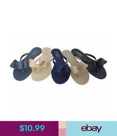 f5248080f8377a Sandals Women Rome Jelly Sandals Flip Flop Flats Shoe Slip On By Ann More   ebay  Fashion