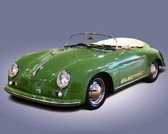 Electric Speedster Porsche 356 Replica, Vehicles, Car, Automobile, Autos, Cars, Vehicle, Tools