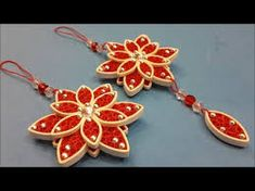 Image result for quilling christmas ornaments