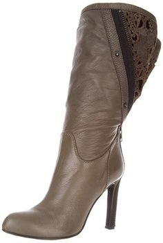 b0c96eff522 Haider Ackermann Women s Zipper Cut Out Boots