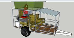 Proyecto mío de caravana off road