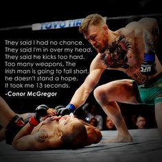 [Image] Conor McGregor on his fight against José Aldo Conor Mcgregor Quotes, Conor Mcgregor Style, Notorious Conor Mcgregor, Conor Mcgregor Wallpaper, Mcgregor Wallpapers, Mc Gregor Quotes, Mcgregor Suits, Coner Mcgregor, Thoughts