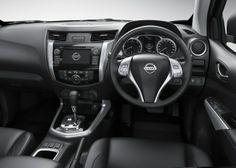 Nice interior view of #Nissan #Navara #PickupTruck 2015 steering. New Model Nissan Navara NP300 Bangkok, Thailand available for export at Jim Autos Thailand http://toyota-dealer.org/2015-nissan-navara-np300.html