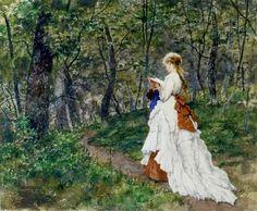 Reading and Art: Ferdinand Heilbuth