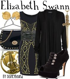Elizabeth Swann - Pirates of the Carribean