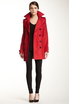 Similar to CAbi's convertible poppy trench...'cept ours is both a trench and a vest!