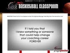 Coaches Clickbank - Basketball Classroom