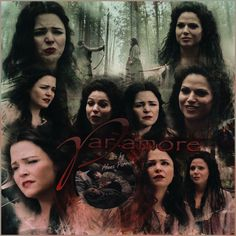 Snow and Regina. Quote:Revenge is a dish best served cold with a bit of rage and anger. (с)AlenaParrish
