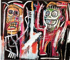 Basquiat - Blinded By The Spite