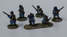 Scarab Miniatures - FR008 Rifle Grenade launchers