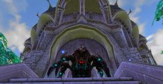 A Bahmi roaming sanctum only in #Rift #pcgamer #trion