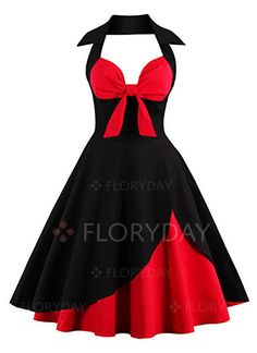 Latest fashion trends in women's Dresses. Shop online for fashionable ladies' Dresses at Floryday - your favourite high street store. Knee Length Dresses, Latest Fashion Trends, Healthy Lifestyle, Bows, Plus Size, Formal Dresses, Lady, Cotton, Shopping