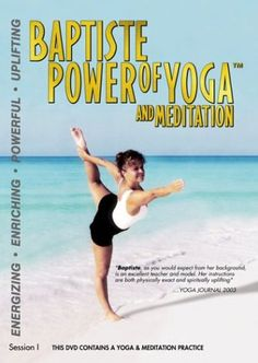 Baptiste Power of Yoga  Meditation with Sherri Baptiste >>> More info could be found at the image url.  This link participates in Amazon Service LLC Associates Program, a program designed to let participant earn advertising fees by advertising and linking to Amazon.com.