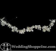 AA Bridal Bridal Headpiece TR-2397