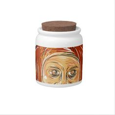 Court Jester Head Drawing Candy Jars - drawing sketch design graphic draw personalize