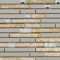 Mirror Backsplash Kitchen, Mirror Tiles, Glass Mosaic Tiles, Wall Tiles, Install Backsplash, Mosaic Backsplash, Kitchen Backsplash, Silver Walls, Gold Walls