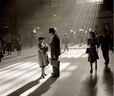Grand Central Terminal 1948