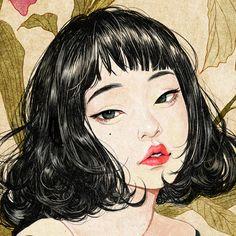 ideas for pop art girl drawing paintings Pop Art Drawing, Art Drawings, Pretty Art, Cute Art, Posca Art, Art Asiatique, Arte Sketchbook, Poses References, Tag Art