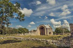 Dzibilchaltun Mayan Ruins - Yucatan Mexico