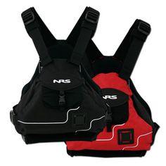 NRS Ninja PFD Kayak Lifejacket, Kayaking Paddling Life Jacket Vest, Northwest River Supply Paddle Lifejacket