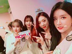 #EXY #YEONJUNG #CHENGXIAO #Seola