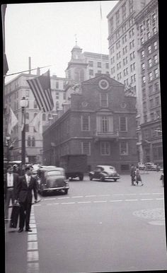 State St 1940's
