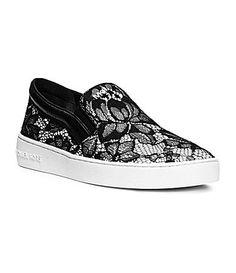 reputable site 6d9cd dbac7 MICHAEL Michael Kors Philippa SlipOn Sneakers  Dillards Michael Kors Shoes,  Slip On Sneakers,
