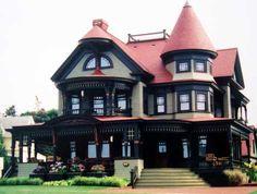 Victorian+houses | Victorian Style Houses, Victorian House Pictures - Victorian Style ...