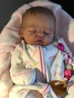 The Dainty Loft: Duckie by Sandra White Reborn Baby Dolls Twins, Bb Reborn, Baby Dolls For Kids, Newborn Baby Dolls, Reborn Toddler, Baby Girl Dolls, Baby Doll Clothes, Toddler Dolls, Reborn Dolls