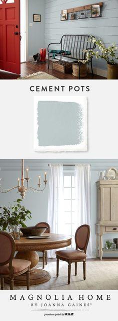 Joanna gaines 39 magnolia home paint line rainy days sir - Joanna gaines interior paint colors ...