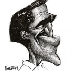 Sammy Davis Jr Caricature