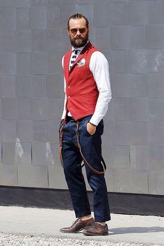 fashionwear4men:  fashionwear4men:  streetstylemen:  punkmonsieur:  Go to… http://thesnobreport.tumblr.com/post/91365496247