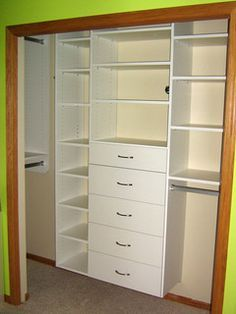Classic Kids Closet Reach In Bedroom Organizer California Closets Twin Cities MN