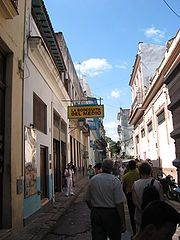 Bodeguita del medio - Wikipedia, the free encyclopedia