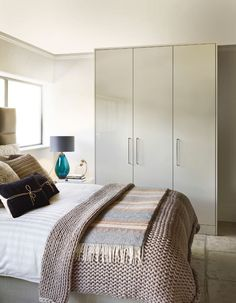 Our bedrooms on pinterest john lewis fitted wardrobes for J lewis bedroom furniture
